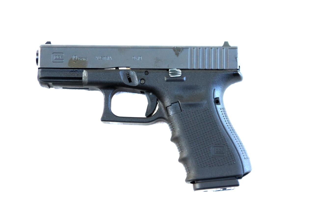 9mm Glock 19 gen 4