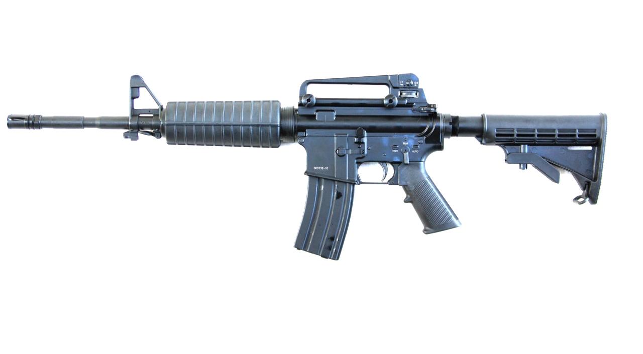 5,56mm M 4