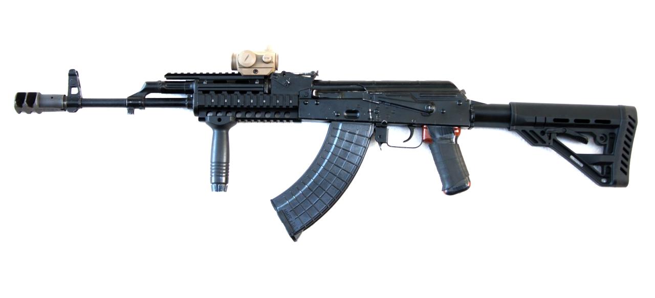 7,62mm kbk AKM